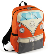 VW BUS BACKPACK - ORANGE