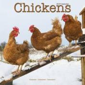 Chickens Calendar 2017