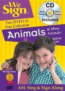 Animals and More Animals DVD / CD Set