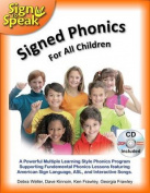 Signed Phonics with CD