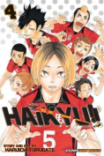 Haikyu!!: Vol. 4 (Haikyu!!)