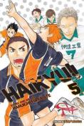 Haikyu!!: Vol. 5 (Haikyu!!)