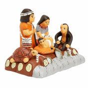 Amazon River Nativity