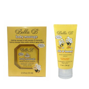 Bundle -2 Items:Bella B Baby Massage Oil 60ml & Bella B Silk & Honey Baby Lotion 60ml
