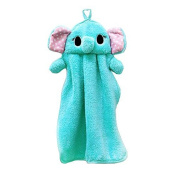 Bathroom  Cartoon Cute Hand Towel