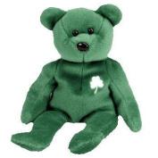 Erin the Irish Bear - Ty Beanie Baby by TY Warner/Disney