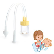 New Born Baby Infant Care Safety Nose Cleaner Suction Nasal Aspirator