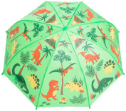 Kids Umbrella - Childrens 46cm Rainy Day Umbrella - Dinosaurs