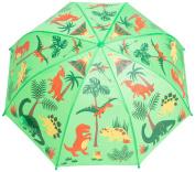 Kids Umbrella - Childrens 46cm Rainy Day Umbrella - Dinosaurs