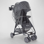ZOE XL1 Lightweight Single Stroller Tailored Raincover