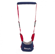 Baby Walker Helper Harness Handheld Learning Walking Assistant,Dark Blue