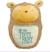 """Grasslands Road 13cm Hedgehog Plush ~Tan, """"for the Tooth Fairy """""""