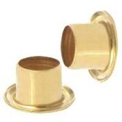 GS 7-5 Brass Eyelets 1,000 pcs