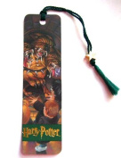 Harry Potter Bookmark Fluffy 3 Headed Dog W Tassel
