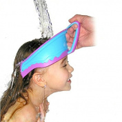 EQLEF® Safe Shampoo Shower Bathing Protect Soft Cap Hat for Baby Children Kids