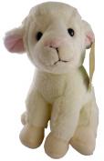 22cm Animal Planet Farmyard Cuddly Plush - Sheep - Soft Toys