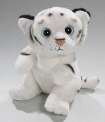 Soft Toy Tiger white 15cm. [Toy]