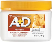 A+D Original Ointment, Nappy Rash and All-Purpose Skincare Formula 1 lb (454 g)