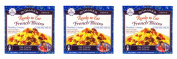 (3 PACK) - St Dalfour - French Bistro Cous Cous | 175g | 3 PACK BUNDLE
