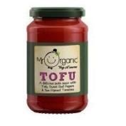 (4 PACK) - Mr Organic - Org Tofu Pasta Sauce | 350g | 4 PACK BUNDLE