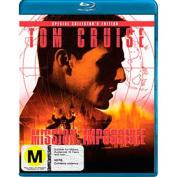 Mission Impossible 1 Blu-ray [Region 4]