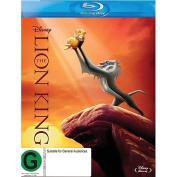 The Lion King Blu-ray [Region 4]