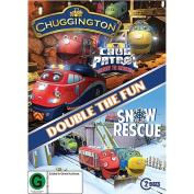 Chuggington Ready to Rescue & Snow Patrol DVD [Region 4]