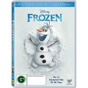 Frozen Collectors Edition DVD