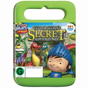 Mike The Knight Glendragons Secret Adventures DVD