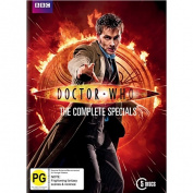 Doctor Who The Complete Specials DVD [Region 4]