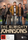 The Almighty Johnsons Season  [3 Discs] [Region 4]