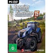 PC Games Farming Simulator 15