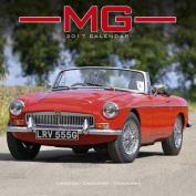 MG Calendar 2017