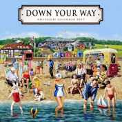 Down Your Way Nostalgic Calendar 2017
