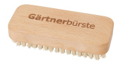 Redecker Gärtnerbürste 189,300mGardener's Brush' Hard Nail Brush