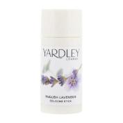 THREE PACKS of Yardley London English Lavender Cologne Stick 20ml