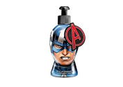 Avengers Marvel 2-in-1 Shampoo/Shower Gel, Captain America