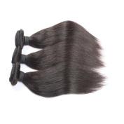 Instylehair 6A Brazilian Human Straight Style Virgin Hair Tangle Free Hair Weave Bundles 300g