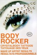 Body Rocker Crystals EYE tattoos