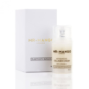 Mr. Mango ® Advance Collagen Day/Night Cream with Vitamin C, 50ml. PROFESSIONAL Anti-Ageing & Anti-Wrinkle Treatment, Skin Tightening and Dark Spot Removal