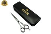 Brand New Professional Dog/Pet/ 18cm Hair Grooming Scissors Shears Razor Sharp UK Shears + Kit
