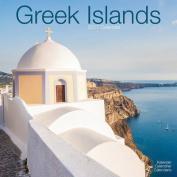 Greek Islands Calendar 2017