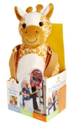 Goldbug Animal 2 In 1 Harness Fun Harness Converts Into A Backpack. Fun And Friendly. - Giraffe