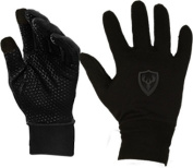 Robinson Outdoor Products GL083 Smart Touch Glove With Trinity Black Out M & L