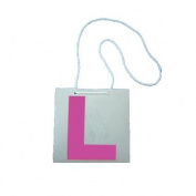 Hen Night / Party Pink L-Plate 991449