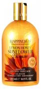 Happiness Is Lemon Honey Sunflower Blossom 3 in 1 Shower Gel 500ml