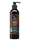 Earthly Body Bath & Shower Gel Hemp Seed Tropicale 240ml