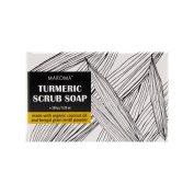 Maroma All-Natural Turmeric Soap Scrub 160ml Bath Bar