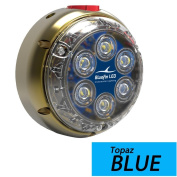 Bluefin LED DL6 Industrial Dock Light - Topaz Blue