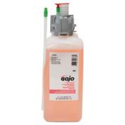 GOJO CX & CXI Luxury Foam Hand Wash, Cranberry Liquid, 1500ml Refill - Includes two per case.
